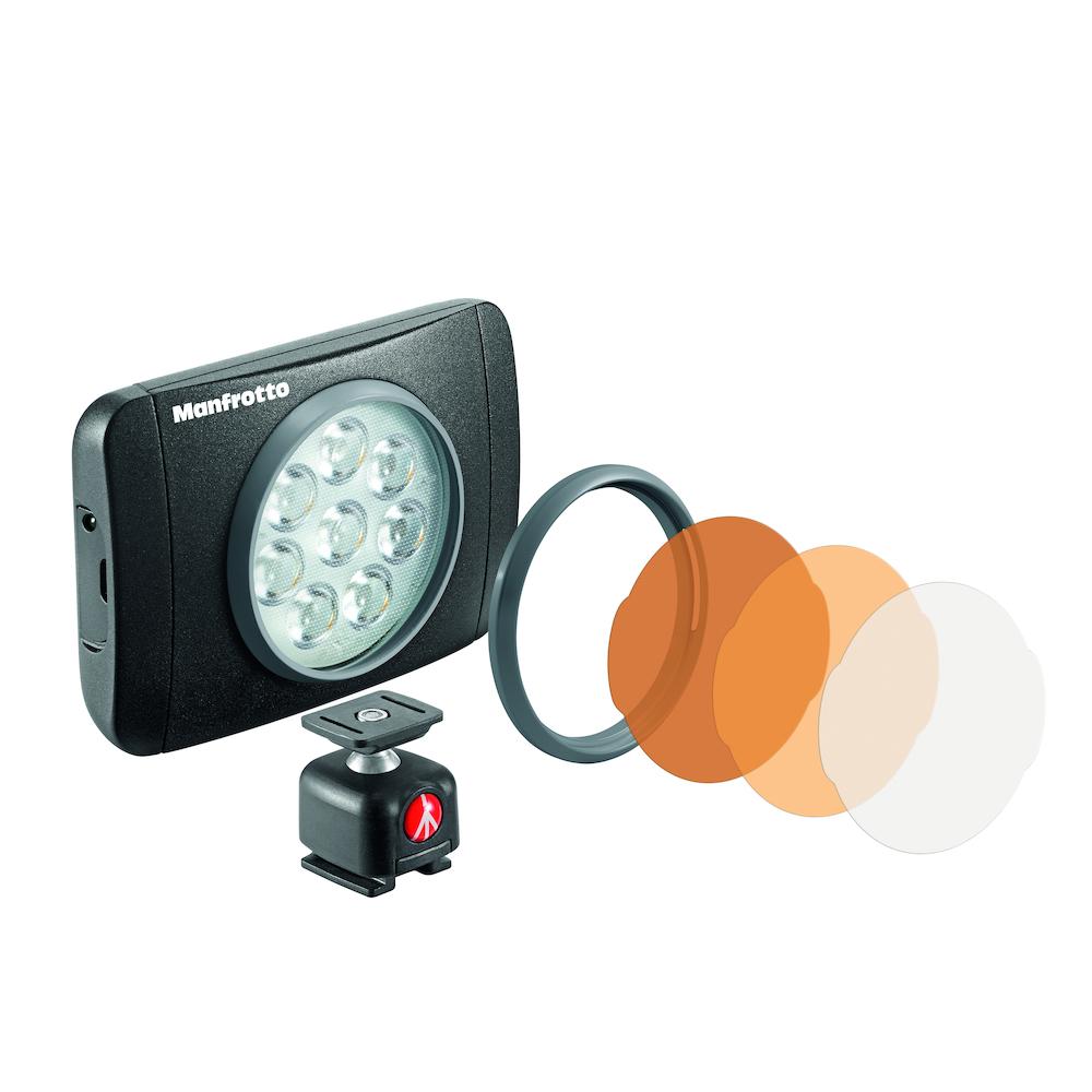 Переносной свет для видеосъемки